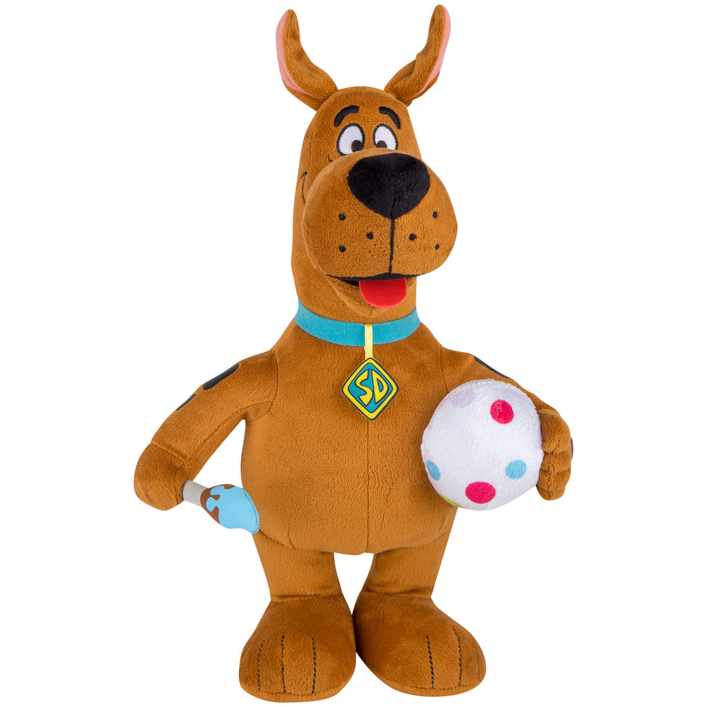 Side Stepper Scooby-Doo with Egg