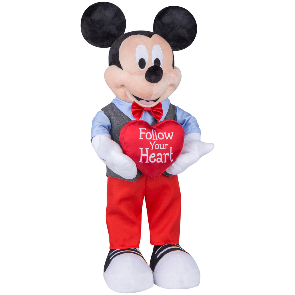 Mickey Mouse in Vest and Red Pants