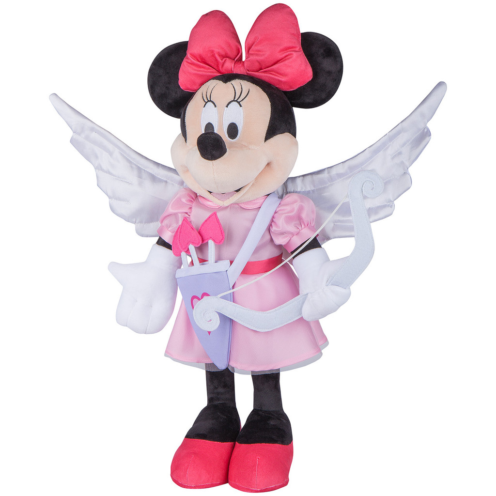 Minnie Mouse as Cupid
