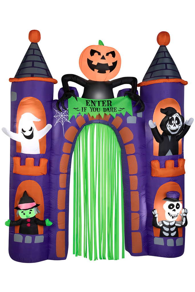 Haunted Castle  Archway