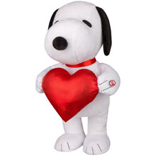 Side Stepper Snoopy with Heart