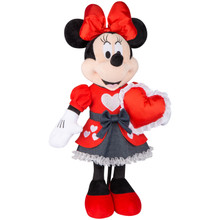 Minnie Mouse in Heart Dress