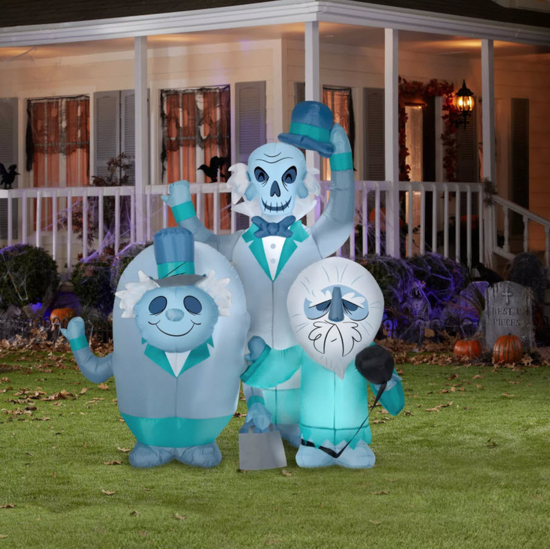 Haunted Mansion Airblown Inflatable Featured on WDW News Today