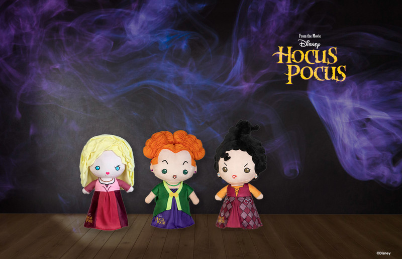 Exclusive Hocus Pocus Decor Available In-Store at Walmart