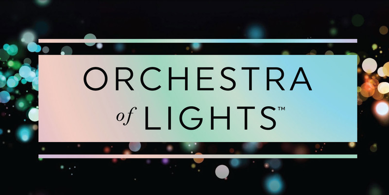 Customize Your Own Musical Light Show with Orchestra of Lights™