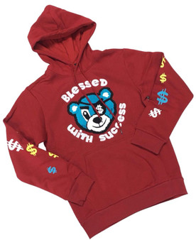 Men's Blessed With Success Hoodie