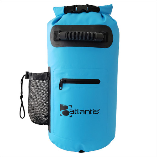 ATLANTIS DRY AS 20L DRY BAG - BLUE