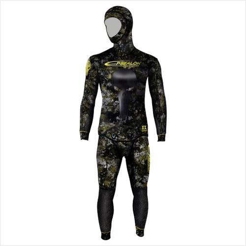 Epsealon Tactical Stealth 3mm Wetsuit