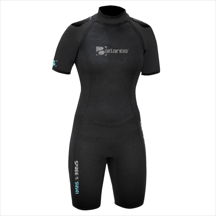 Atlantis Spree SW41 Ladies 5mm Wetsuit