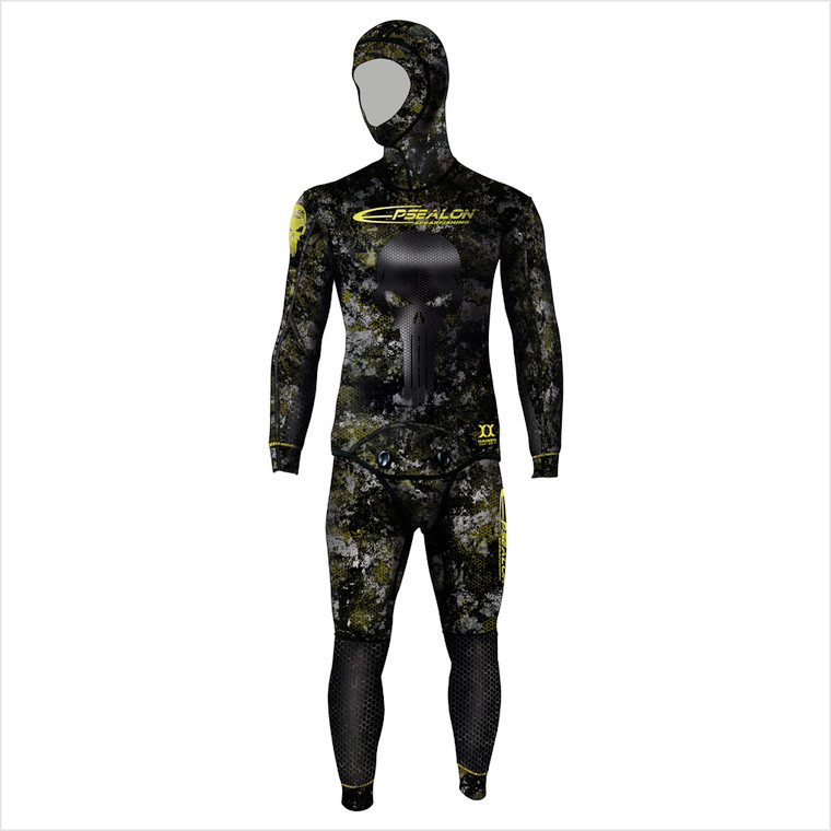 Epsealon Tactical Stealth 5mm Wetsuit