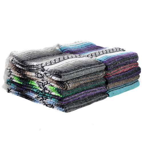 Yoga Blankets and Mexican Blankets as low as  5.99 each 9fa5f0d0cb88