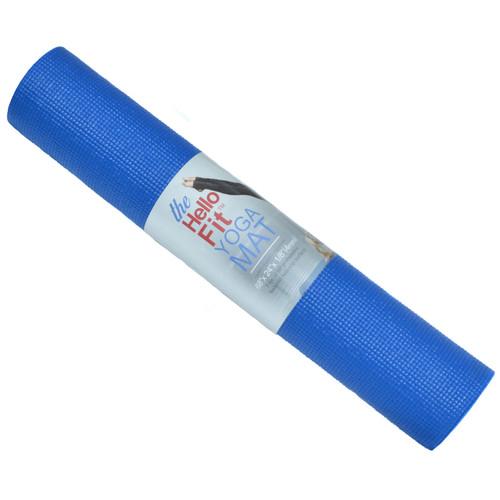 "Hello Fit Yoga Mats - Economy 20 Pack (68"" x 24"" x 4mm)"