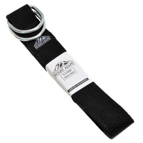 Mount Adams® 6' D-Ring Yoga Strap