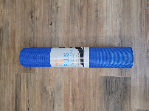 "Hello Fit Plus Yoga Mat (72"" x 24"" x 5mm) - 8 Pack - Sale"