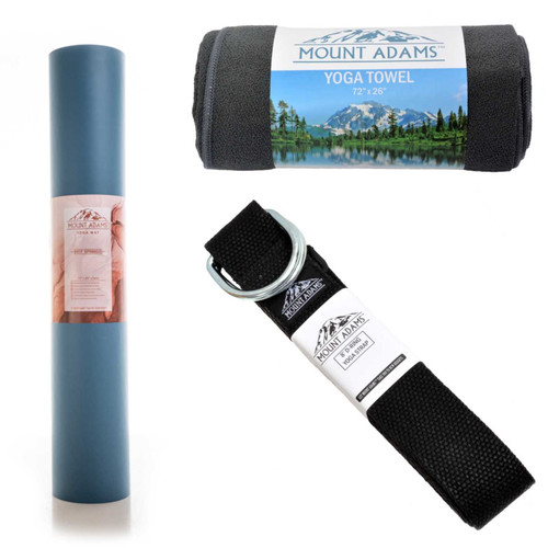 Mount Adams Hot Yoga Kit