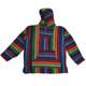 Mexican Baja Hoodies by Vera Cruz - Wholesale Lot of 10 Hoodies - Assorted Colors