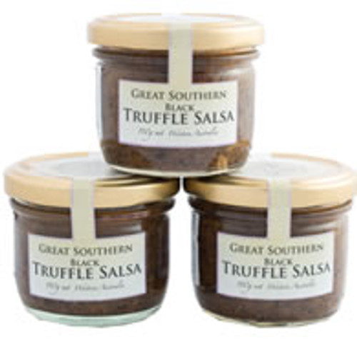 Great Southern Black Truffle Salsa