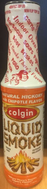 Colgin Natural Hickory with Chipotle Liquid Smoke