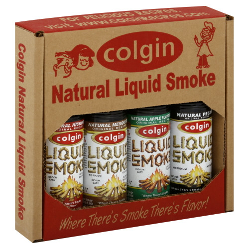 Colgin Assorted Liquid Smoke Pack