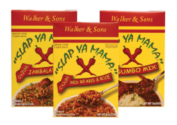 Slap Ya Mama - 3 Meal Combo