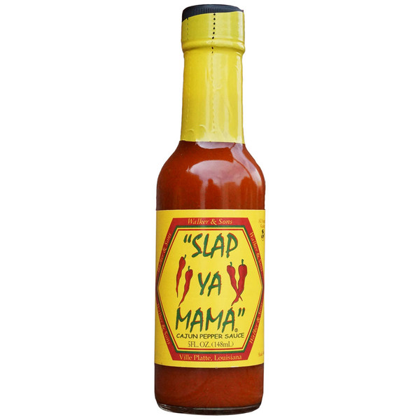 Slap Ya Mama - Cajun Pepper Sauce