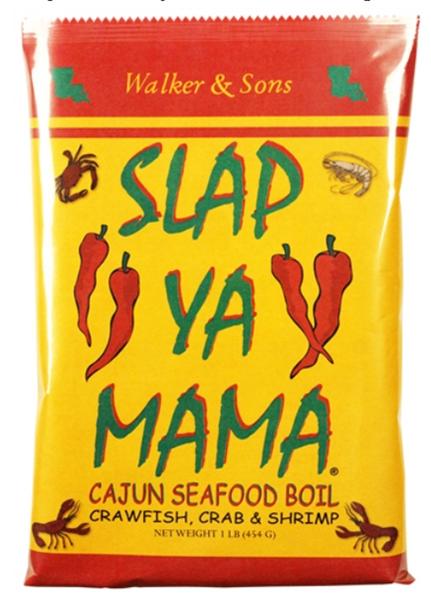 Slap Ya Mama - Sea Food Boil