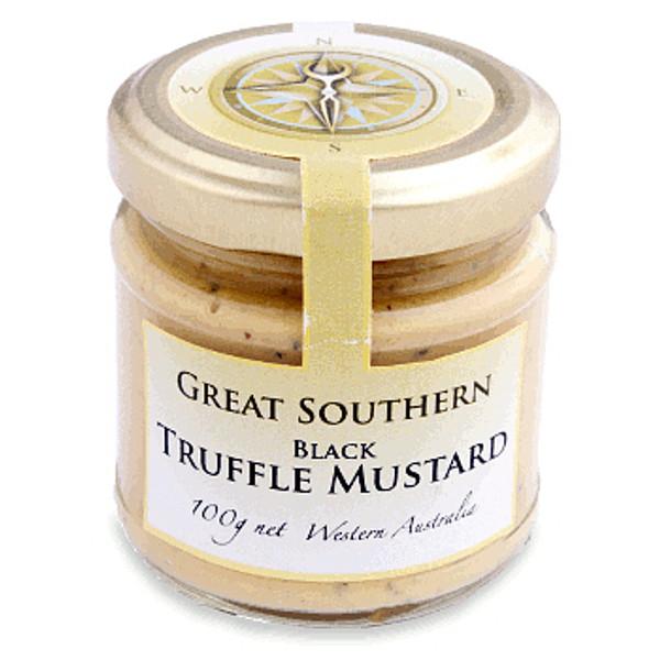Great Southern Black Truffle Mustard