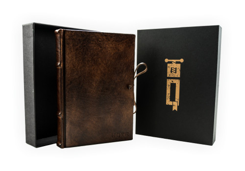 Large Notebook - Leather | Narcissus Collection