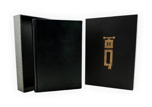 Large Notebook - Leather | Echo Collection