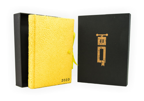 Large Planner 2020 - Daily - Moonrock Paper   Papel Collection