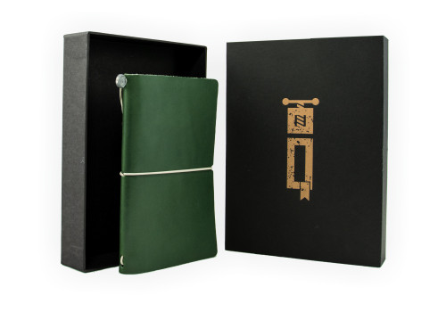 Small Refill Notebook - Certified Leather | Traveler Collection