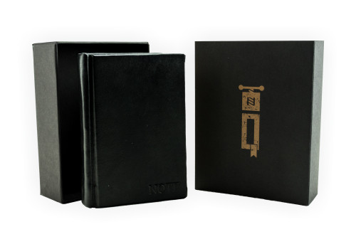 Small Notebook - Leather | Echo Collection