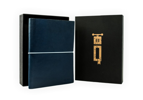 Large Notebook - Certified Leather | Traveler Collection