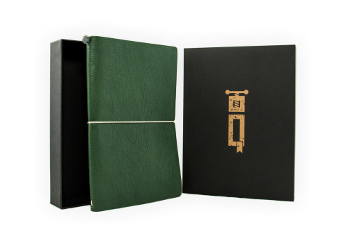Medium Refill Notebook - Certified Leather | Traveler Collection