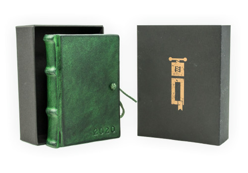 Small Planner 2020 - Daily - Leather | Narcissus Collection
