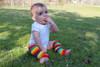 Rainbow Baby Legwarmers