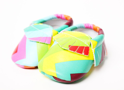 Rainbow Baby and Toddler Shoes
