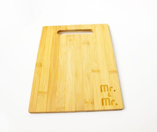 Mr. & Mr. Cheese Board