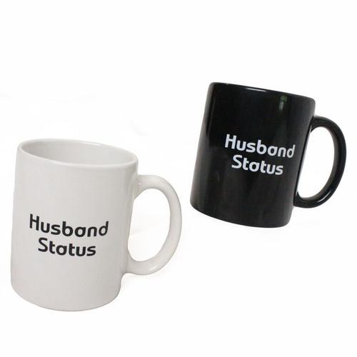 Husband Status Gay Coffee Mug