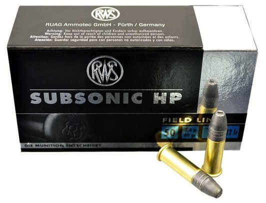 MINUTEMAN 9MM SUBSONIC 147 GRAIN RAINER HP AMMUNITION - 300