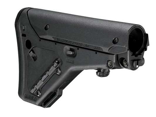 LAW TACTICAL AR FOLDING STOCK ADAPTER GEN 3-M - BLACK - LIMITLESS