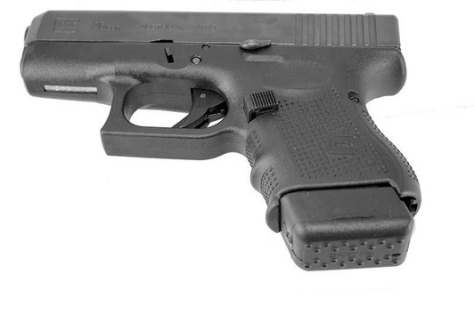 GHOST MAGAZINE EXTENSION DEVICE FOR GLOCK - LARGE - LIMITLESS AMERICA
