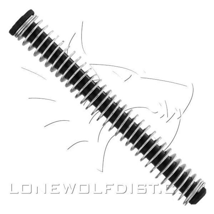 LONE WOLF DISTRIBUTORS GLOCK RECOIL SPRING M/17, 22, 24, 31, 34, 35 Glock Schematic on