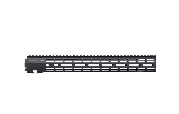 "AERO PRECISION ATLAS R-ONE 12"" M-LOK FREE FLOAT HANDGUARD - BLACK"