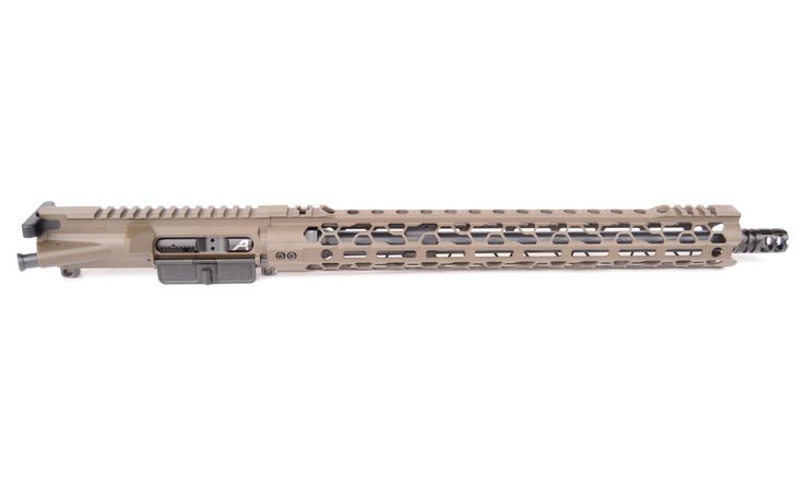 "300 BLACKOUT 16"" SUB-MOA M-LOK FREE FLOAT COMPLETE UPPER"