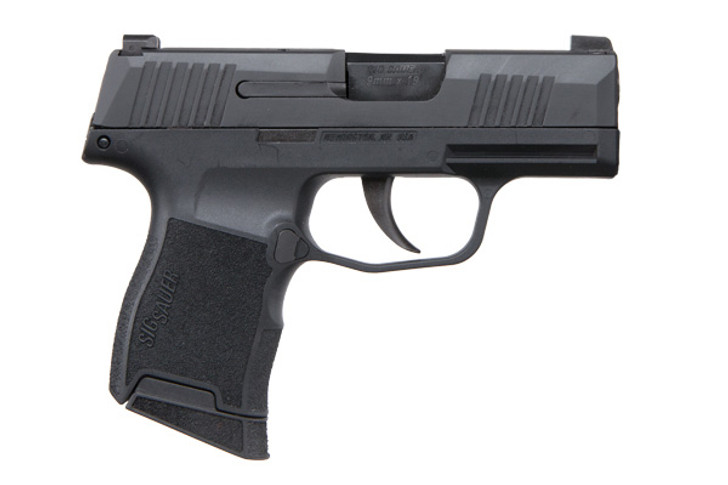 SIG SAUER P365 9MM MICRO COMPACT PISTOL