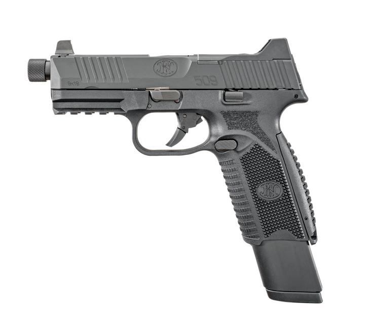 FN 509 TACTICAL 9MM PISTOL BLACK