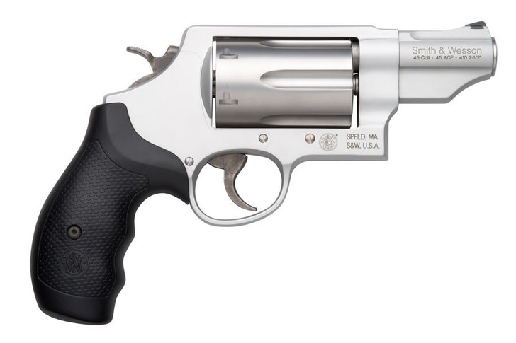SMITH & WESSON GOVERNOR 45/410/45 COLT MATTE STAINLESS 2.75'' BARREL