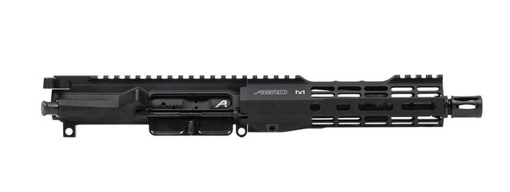 """AERO PRECISION AR15 M4E1 7.5"""" COMPLETE M-LOK UPPER - BLACK"""