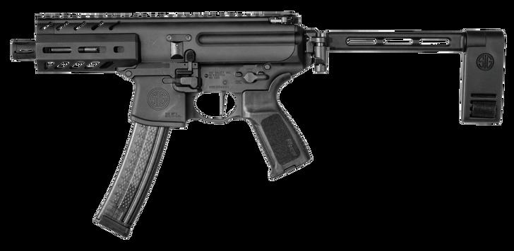 SIG SAUER MPX K 9MM PISTOL 4.5'' 30RD M-LOK BLACK